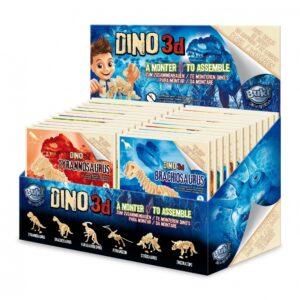Buki 3D dinosauruste pusle 1/4