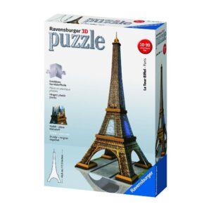 Ravensburger 3D pusle 216 tk Eiffeli torn 1/2