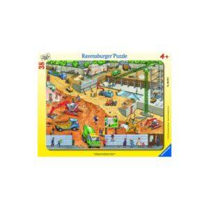 Ravensburger plaatpusle 38 tk Ehitusel 1/1