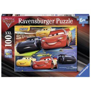 Ravensburger pusle 100 tk Autod 3 1/1