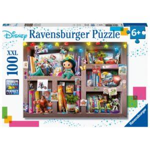 Ravensburger pusle 100 tk. Disney 1/2