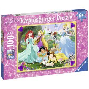 Ravensburger pusle 100 tk Disney Printsess 1/2
