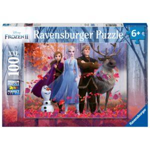 Ravensburger pusle 100 tk. Frozen II 1/1