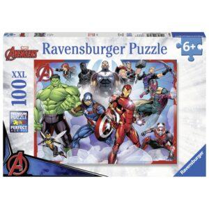 Ravensburger pusle 100 tk. Marvel 1/1
