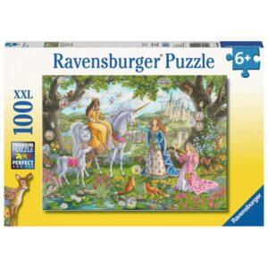 Ravensburger pusle 100 tk Printsesside pidu 1/2