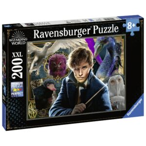 Ravensburger pusle 200 tk Fantastilised elukad 1/2
