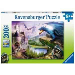 Ravensburger pusle 200 tk. Mayhemi mäed 1/1