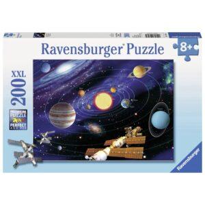 Ravensburger pusle 200 tk Päikesesüsteem 1/2