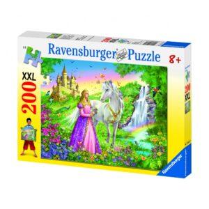 Ravensburger pusle 200 tk Printsess 1/2