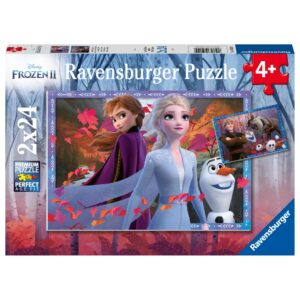 Ravensburger pusle 2x24 tk. Frozen 1/1