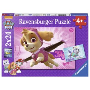 Ravensburger pusle 2x24 tk Käpa patrull 1/3