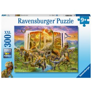 Ravensburger pusle 300 tk Dinosaurused 1/2