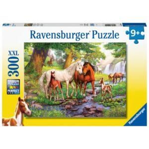 Ravensburger pusle 300 tk Hobused 1/1