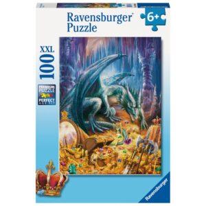 Ravensburger pusle 100 tk Draakon 1/2
