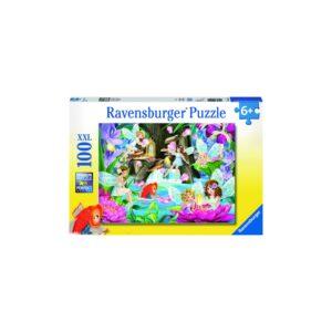 Ravensburger pusle 100 tk Imelised haldjad 1/2