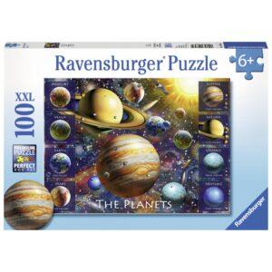 Ravensburger pusle 100 tk. Planeedid 1/1