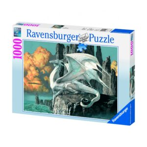 Ravensburger pusle 1000 tk Draakon 1/2