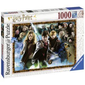 Ravensburger pusle 1000 tk Harry Potter 1/2