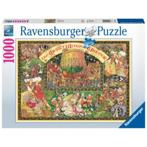 Ravensburger pusle 1000 tk Windsor 1/2