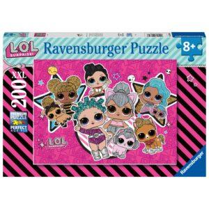 Ravensburger pusle 200 tk. LOL 1/2
