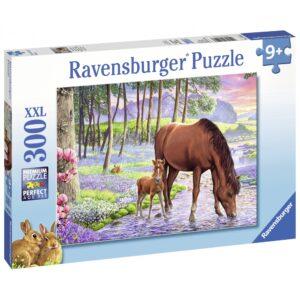 Ravensburger pusle 300 tk Hobune 1/2