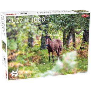 Tactic pusle 1000 tk. Metsikud hobused 1/1