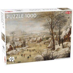 Tactic pusle 1000 tk. Talvemaastik 1/1