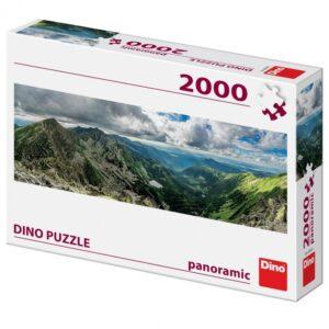 Dino pusle 2000 tk Tatra mäed 1/2