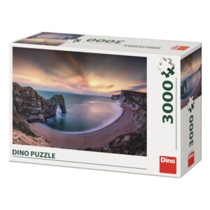 Dino pusle 3000 tk Durdle Door UK 1/2