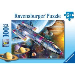 Ravensburger pusle 100 tk Missioon kosmoses 1/2