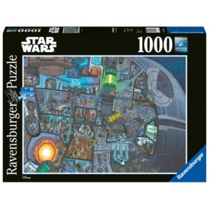 Ravensburger pusle 1000 tk Kus on Wookie? 1/2