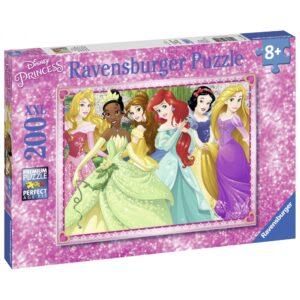 Ravensburger pusle 200 XXL tk Disney printsessid 1/1