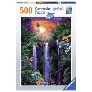 Ravensburger pusle 500 tk Maagiline juga 1/2