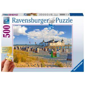 Ravensburger pusle 500 tk Rannatoolid 1/2