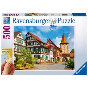 Ravensburger pusle 500tk Gengenbach 1/2