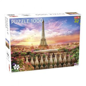 Tactic pusle 1000 tk Eiffeli torn 1/1
