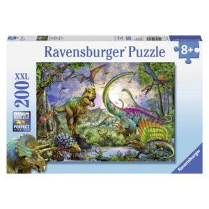 Ravensburger XXL pusle 200 tk Dinosaurused 1/1