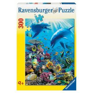 Ravensburger XXL pusle 300 tk Veealune seiklus 1/2