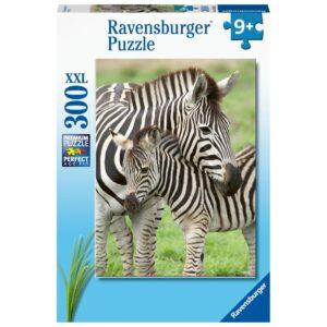 Ravensburger XXL pusle 300 tk Sebrad 1/2