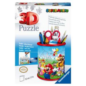 3D pusle pliiatsitops Super Mario 1/3