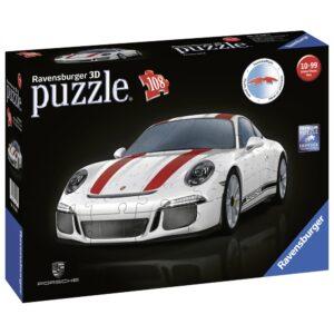 Ravensburger 3D pusle 108 tk Porsche 911 1/2