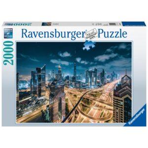 Ravensburger pusle 2000 tk. Dubai 1/1