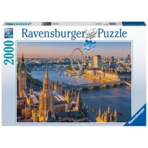 Ravensburger pusle 2000 tk London 1/2